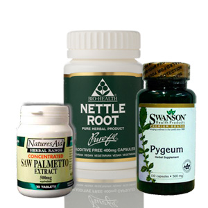 Natural products for hair loss